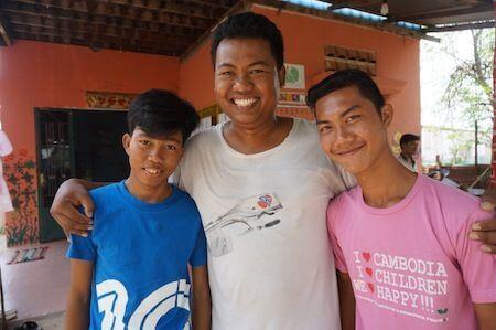 カンボジアから学ぶ、夢を抱く大人の生き方。