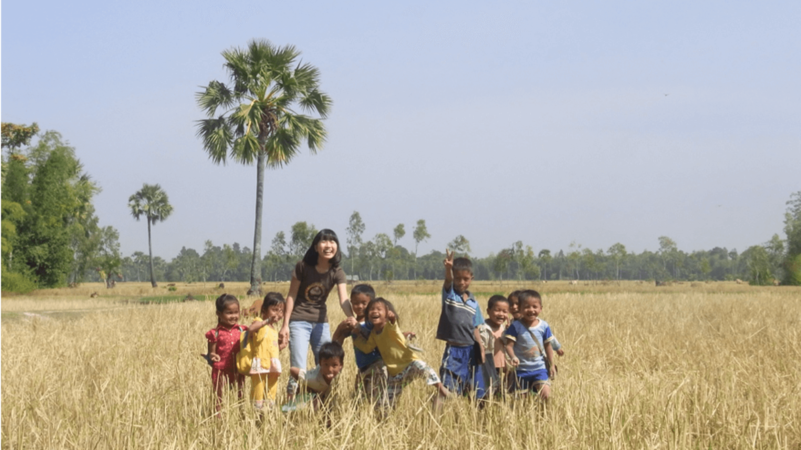 カンボジアの自然