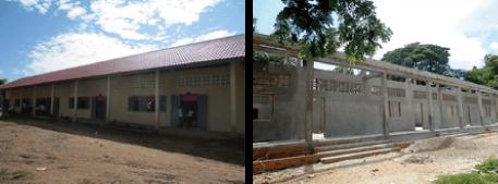 公立小学校2校を建設
