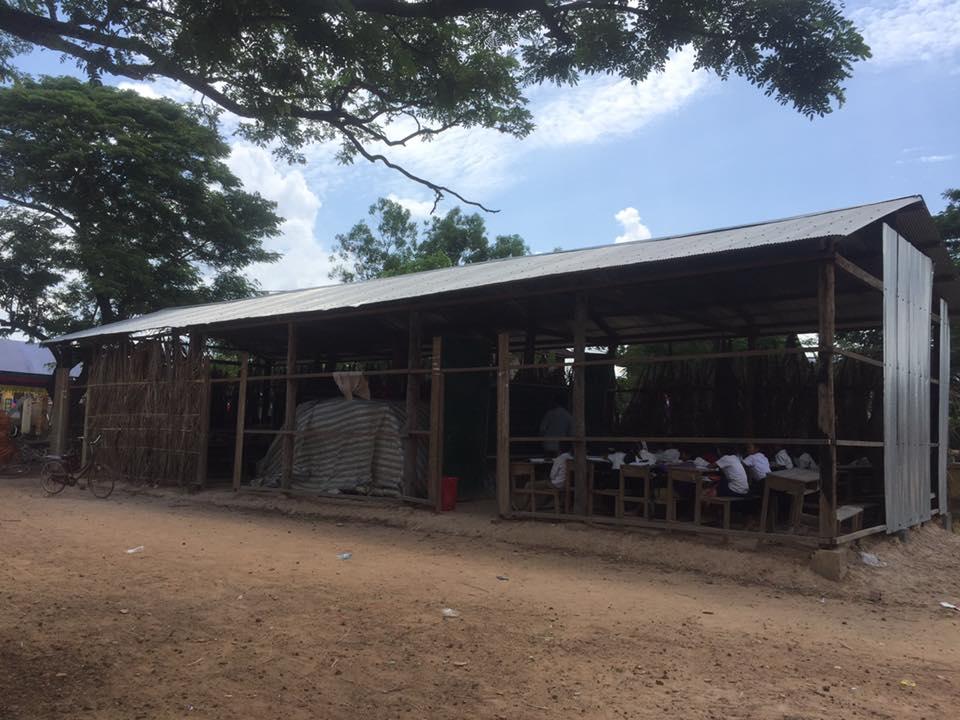 地方の公立学校