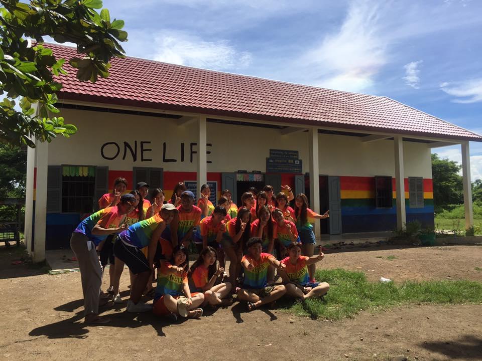 学生団体 ONE LIFE