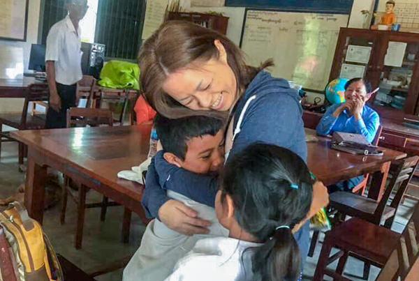 大感動のカンボジアパパママツアー‼️ 今年もやります!🇰🇭