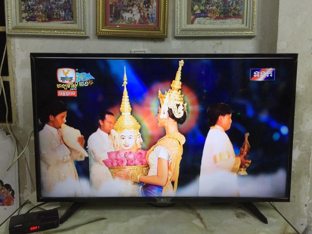 カンボジアはお正月