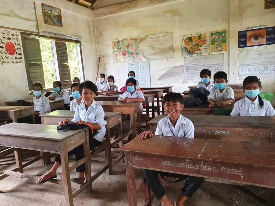 地方の学校 開始